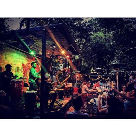 Bacchanal—Live Music