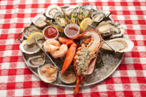 (Photo: Oysters)